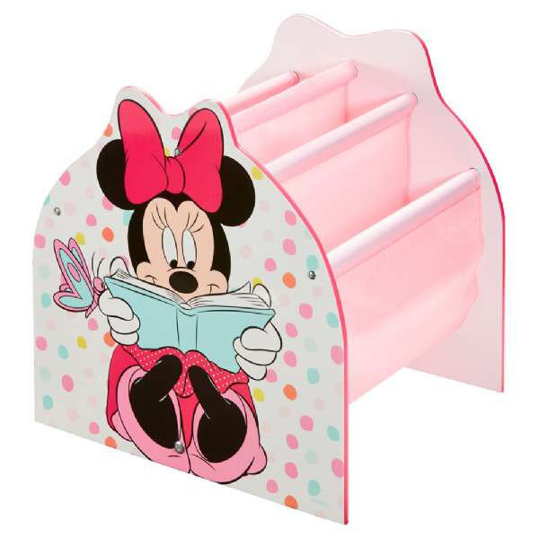 Image of Disney Minnie Mouse Bogreol (2216703)