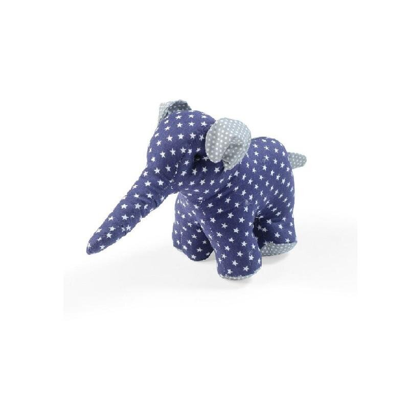 Image of Smallstuff elefant, blå - lille (264771)