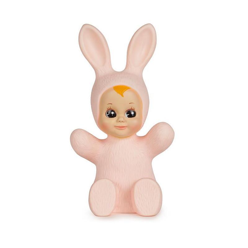 Goodnight Light Bunny Baby lys pink
